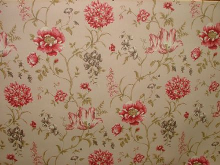 Exc Ashley Wilde LEDBURY RASP FLORAL Curtain /Upholstery /Soft Furnishing Fabric